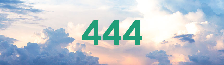 nombre 444 signification et symbolique