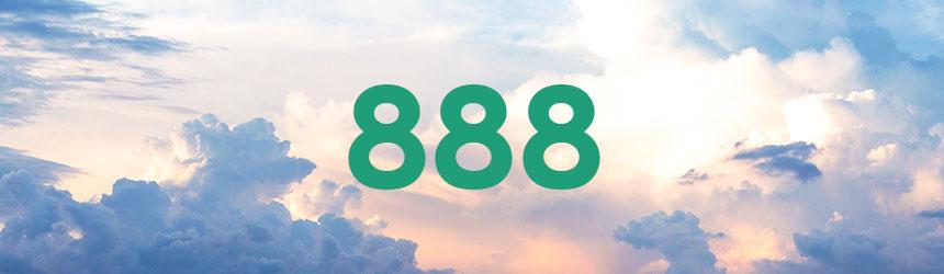 nombre 888 signification et symbolique