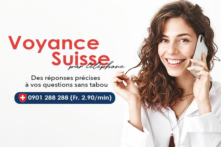 voyance Suisse par téléphone